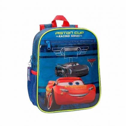 Disney Racing Series Kék Gyerek Hátizsák