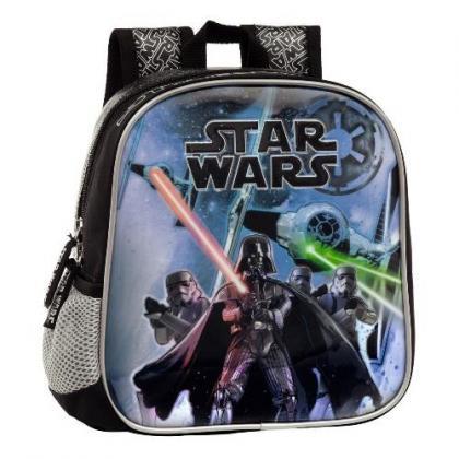 Disney Star Wars Fekete Gyerek Hátizsák