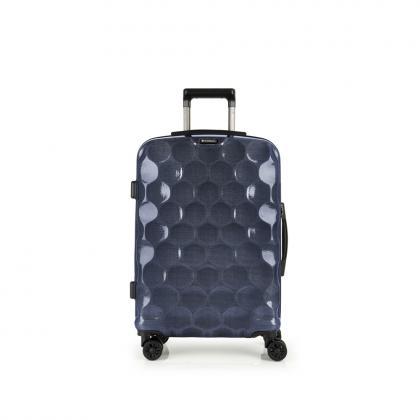 Gabol Air 65 cm Sötét kék Unisex Keményfedeles bőrönd