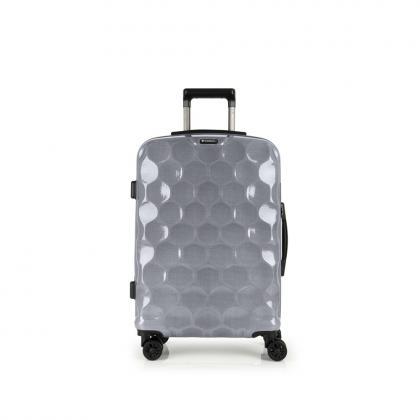 Gabol Air 65 cm Világos szürke Keményfedeles bőrönd