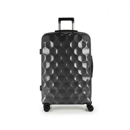 Gabol Air 75 cm Sötét szürke Keményfedeles bőrönd