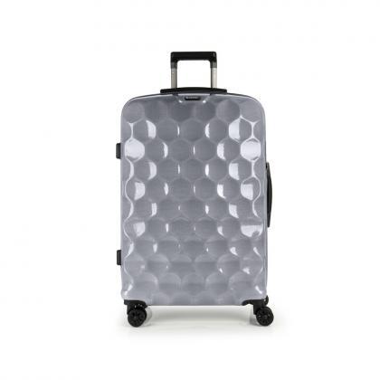 Gabol Air 75 cm Világos szürke Keményfedeles bőrönd
