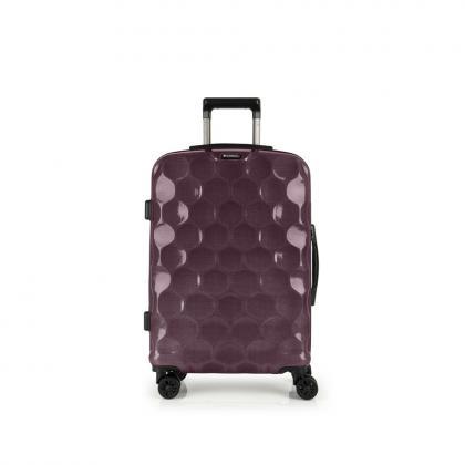 Gabol Air 65 cm Bordó Keményfedeles bőrönd