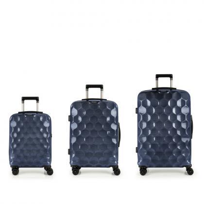 Gabol Air Sötét kék Unisex Bőrönd Szett