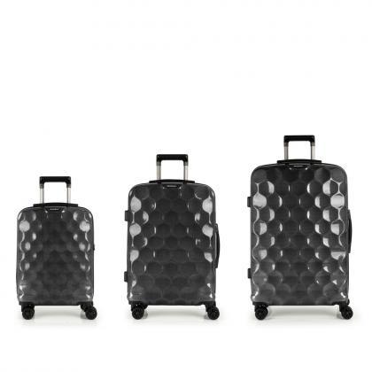 Gabol Air Sötét szürke Unisex Bőrönd Szett