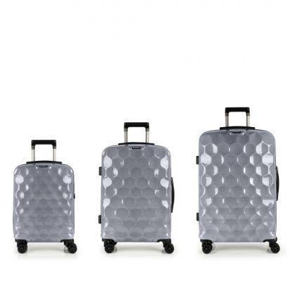 Gabol Air Világos szürke Unisex Bőrönd Szett