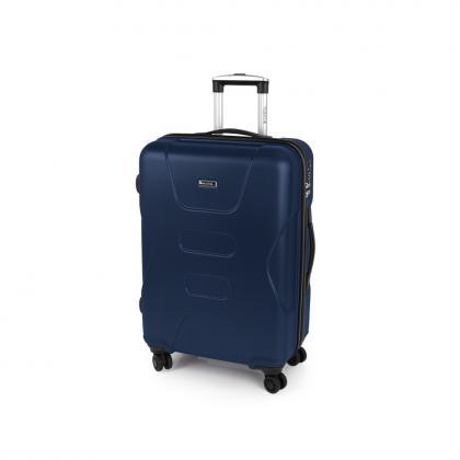 Gabol Custom Kék Unisex Kabinbőrönd