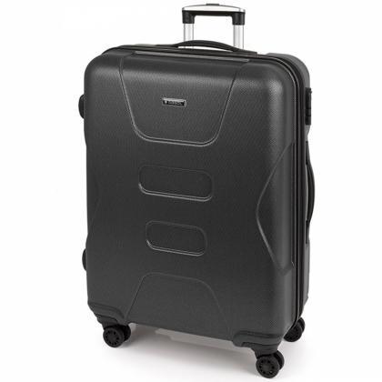 Gabol Custom M Fekete Unisex Bőrönd