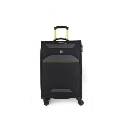 Gabol Giro M Fekete Bőrönd