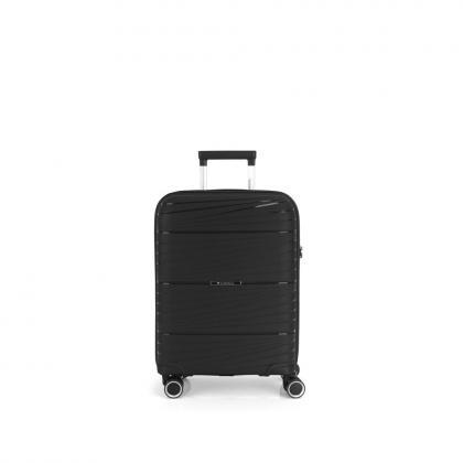 Gabol Kiba 4 Kerekes Fekete Kabinbőrönd