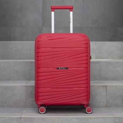Gabol Kiba 4 Kerekes Piros Kabinbőrönd