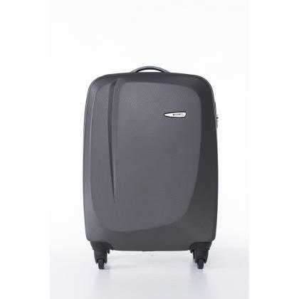 Gabol Line ABS 4 kerekes 55 cm Fekete Unisex Kabinbőrönd