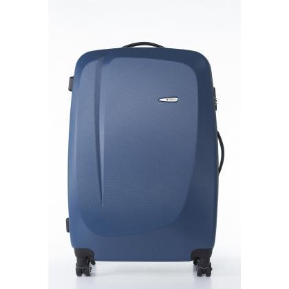 Gabol Line ABS 4 kerekes 76cm Sötét kék Unisex Bőrönd
