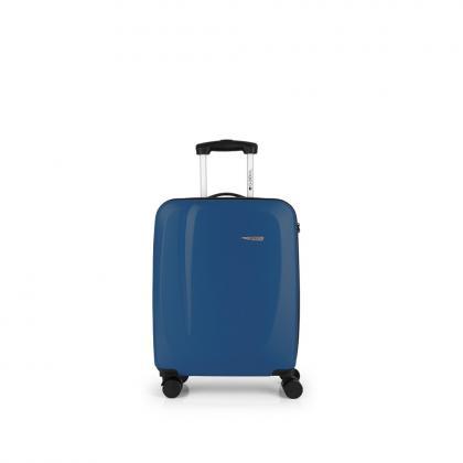 Gabol Line Kék 4 kerekes Kabinbőrönd