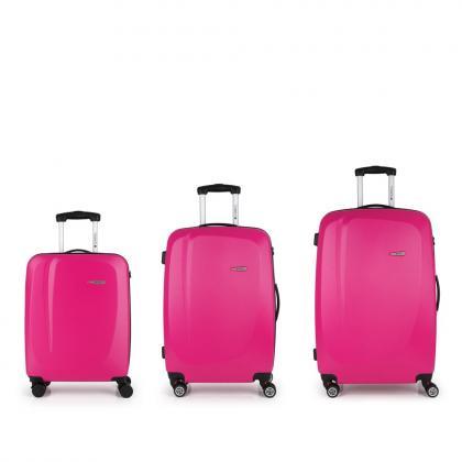 Gabol Line Pink Bőrönd Szett