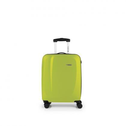 Gabol Line Zöld 4 kerekes Kabinbőrönd