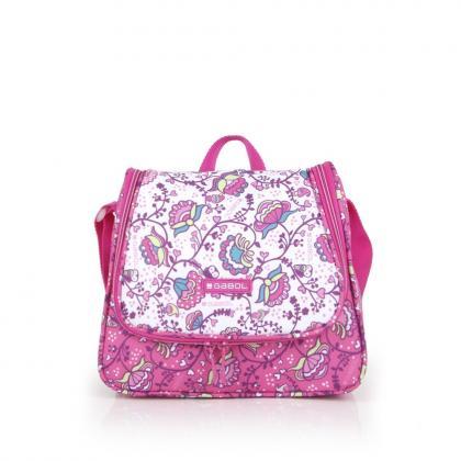 Gabol Magic Rózsaszín Gyerek Uzsonnás táska