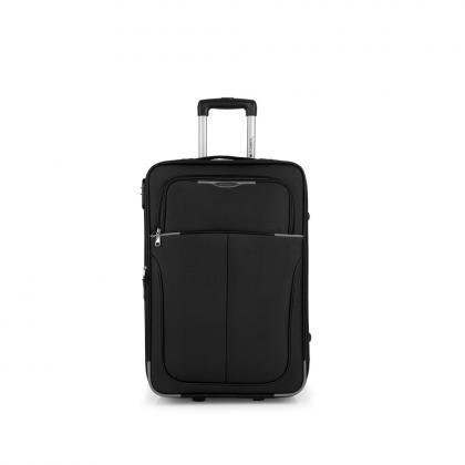 Gabol Malasia 66 cm Fekete Bőrönd