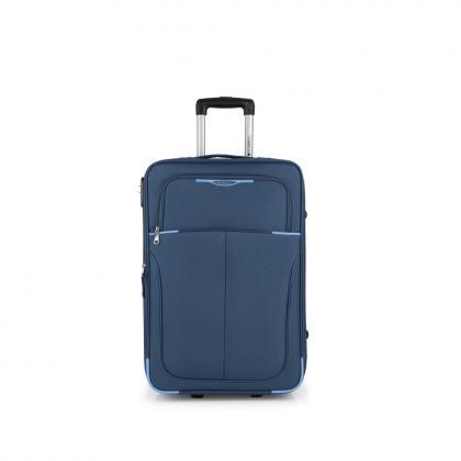 Gabol Malasia 66 cm Kék Bőrönd