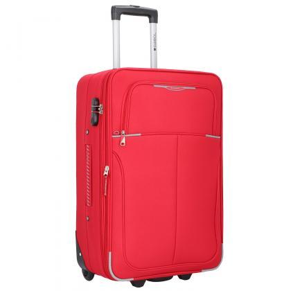 Gabol Malasia 66 cm Piros Bőrönd