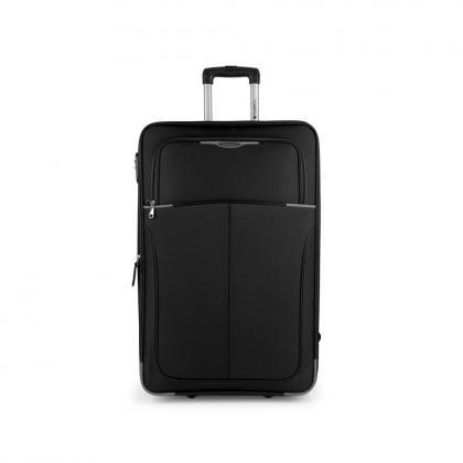 Gabol Malasia 77 cm Fekete Bőrönd