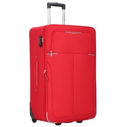 Gabol Malasia 77 cm Piros Bőrönd