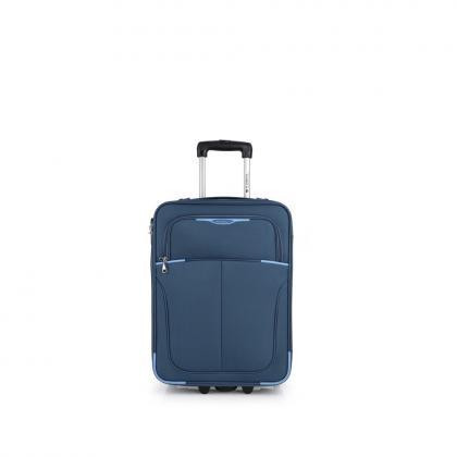 Gabol Malasia Kék Kabinbőrönd