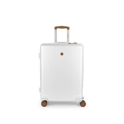Gabol Mosaic M Fehér Keményfedeles bőrönd