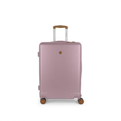 Gabol Mosaic M Rózsaszín Keményfedeles bőrönd