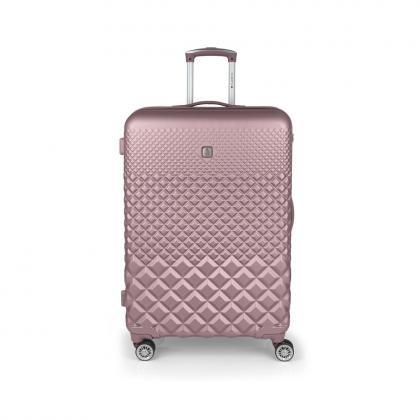 Gabol Oporto L Rózsaszín Keményfedeles bőrönd