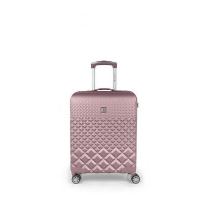 Gabol Oporto Rózsaszín Kabinbőrönd