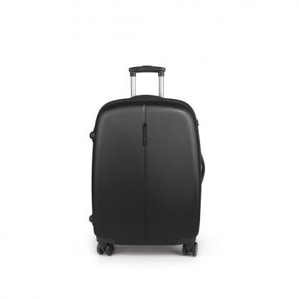 Gabol Paradise 4 Kerekes Fekete Közepes Bőrönd