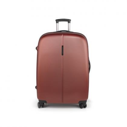 Gabol Paradise 4 Kerekes Tégla Piros Nagy Bőrönd