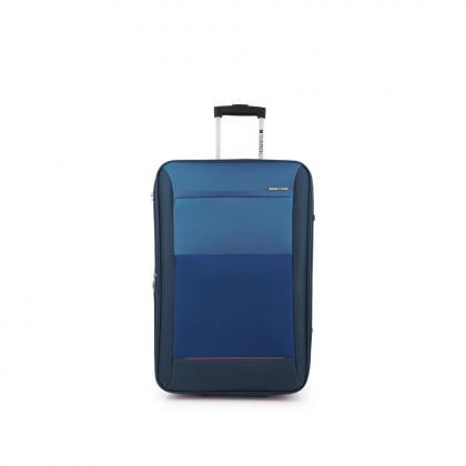 Gabol Reims Kék Közepes Bőrönd