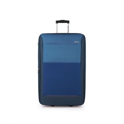 Gabol Reims Kék Nagy Bőrönd