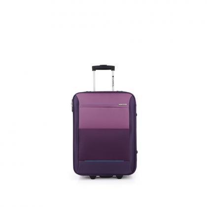 Gabol Reims Lila Kabinbőrönd