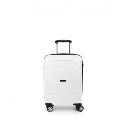 Gabol Shibuya 55 cm Fehér Kabinbőrönd