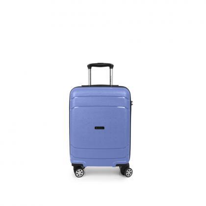 Gabol Shibuya 55 cm Lila Kabinbőrönd