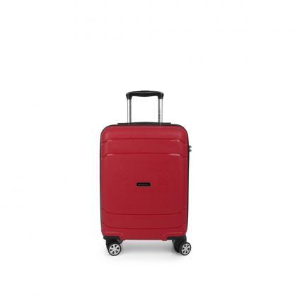 Gabol Shibuya 55 cm Piros Kabinbőrönd