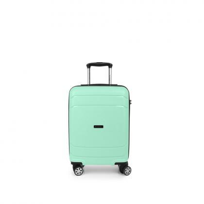 Gabol Shibuya 55 cm Zöld Kabinbőrönd