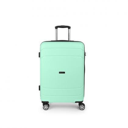 Gabol Shibuya 67 cm Zöld Keményfedeles bőrönd