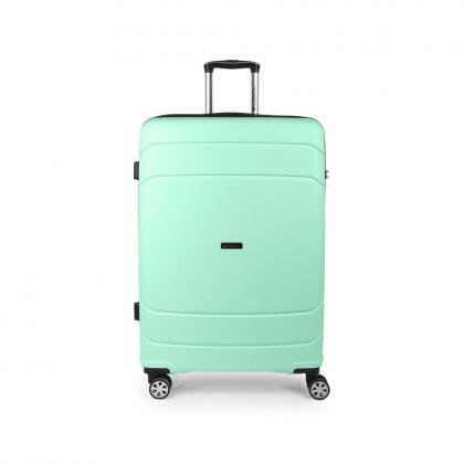 Gabol Shibuya 77 cm Zöld Keményfedeles bőrönd