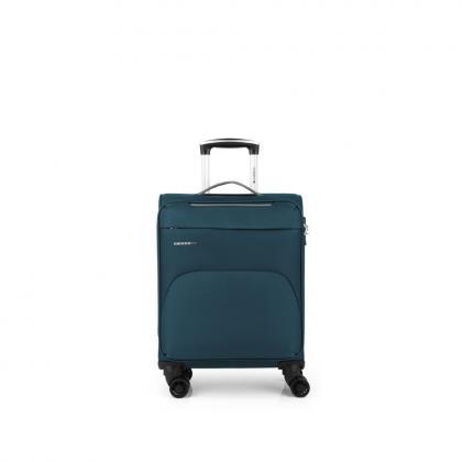 Gabol Zambia Zöld Kabinbőrönd