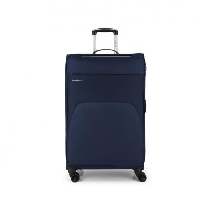 Gabol Zambia L Sötétkék Bőrönd
