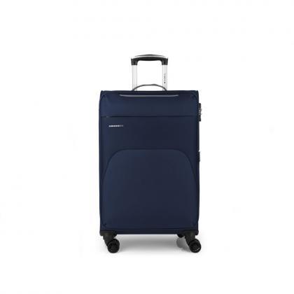 Gabol Zambia M Sötét kék Bőrönd