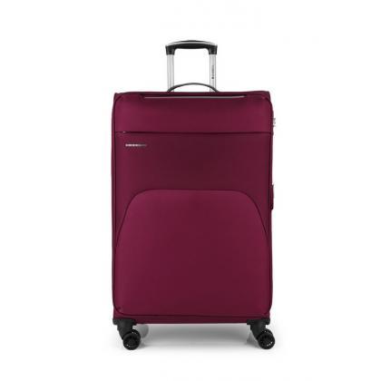 Gabol Zambia L Bordó Bőrönd