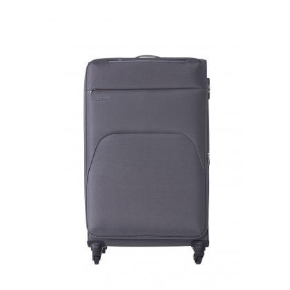 Gabol Zambia troli L  Szürke Unisex Bőrönd