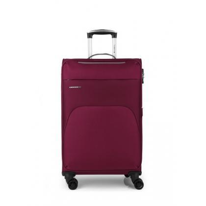 Gabol Zambia troli M Bordó Unisex Bőrönd