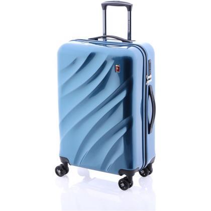 Gladiator Space Kék Kabinbőrönd