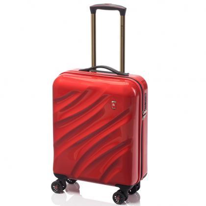 Gladiator Space Piros Kabinbőrönd